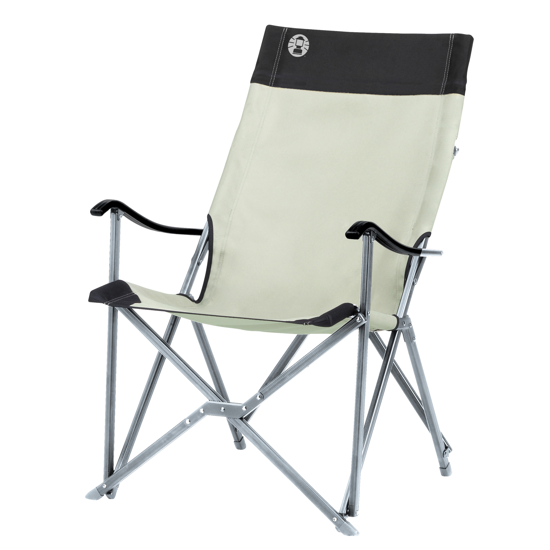 Camping-Hochlehner Sling Chair beige